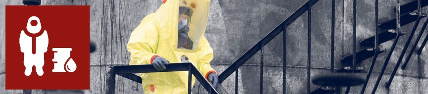 Chemical Protective Clothing - Safety Only Shop